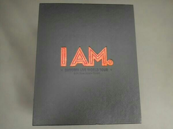 I AM:SMTOWN LIVE WORLD TOUR in Madison Square Garden コンプ ライブグッズの画像