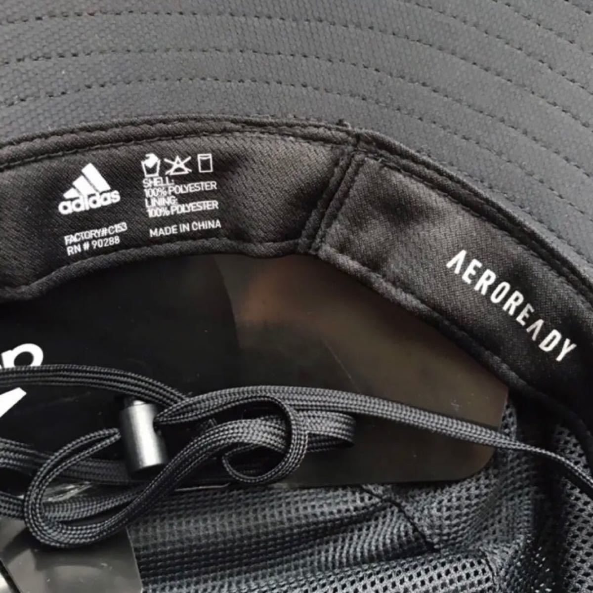 レア新品 adidas アディダス USA メッシュ ハット L/XL Nike