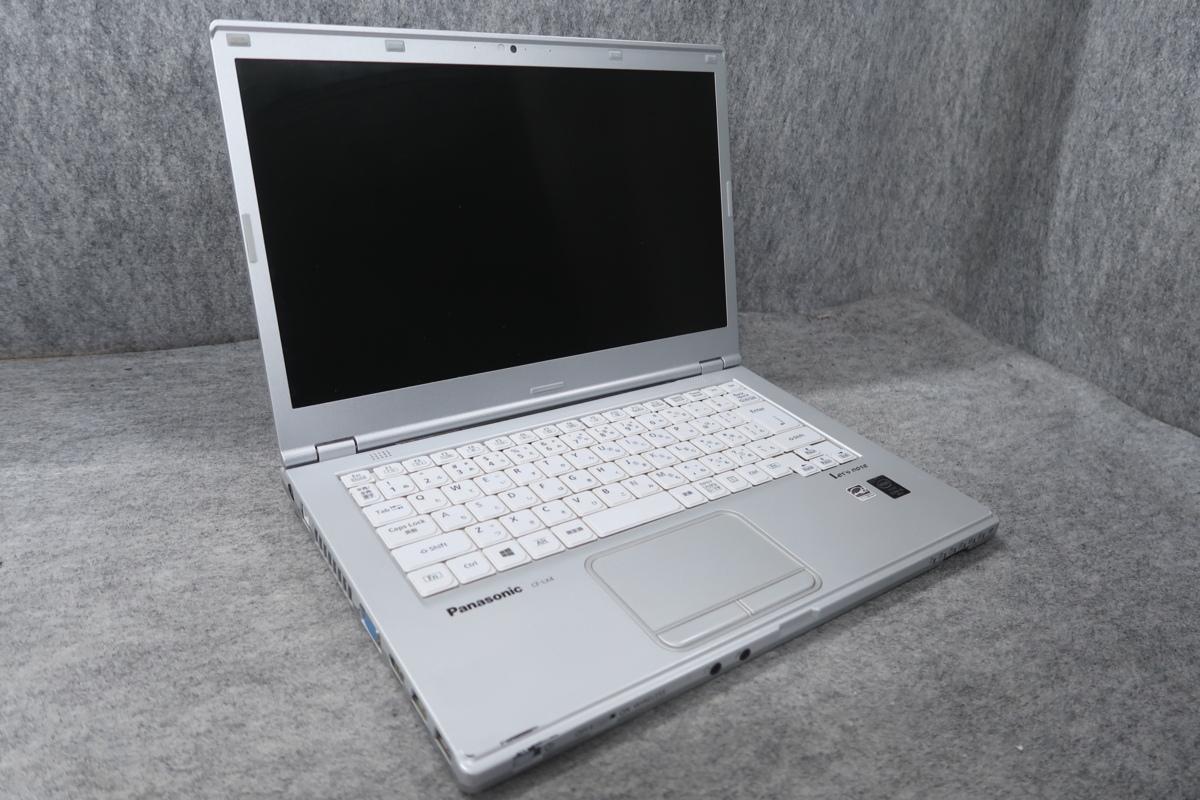 Panasonic CF-LX4EDHCS Core i5-5300U 2.3GHz 1GB DVDスーパーマルチ ノート ジャンク N25160