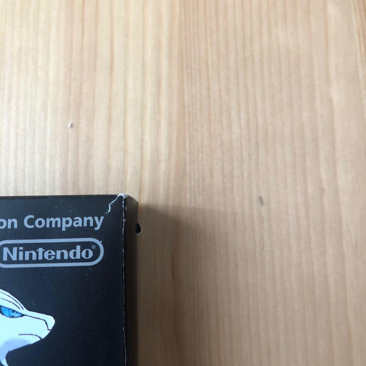 ポケットモンスターブラック DSソフト