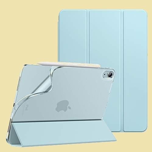 在庫残りあと僅か Air iPad W-9Y 耐衝撃 スカイブル- 4 ケ-ス 2020 Dadanism iPad 10.9インチ カバ- 2020モデル アイパッド エア_画像1