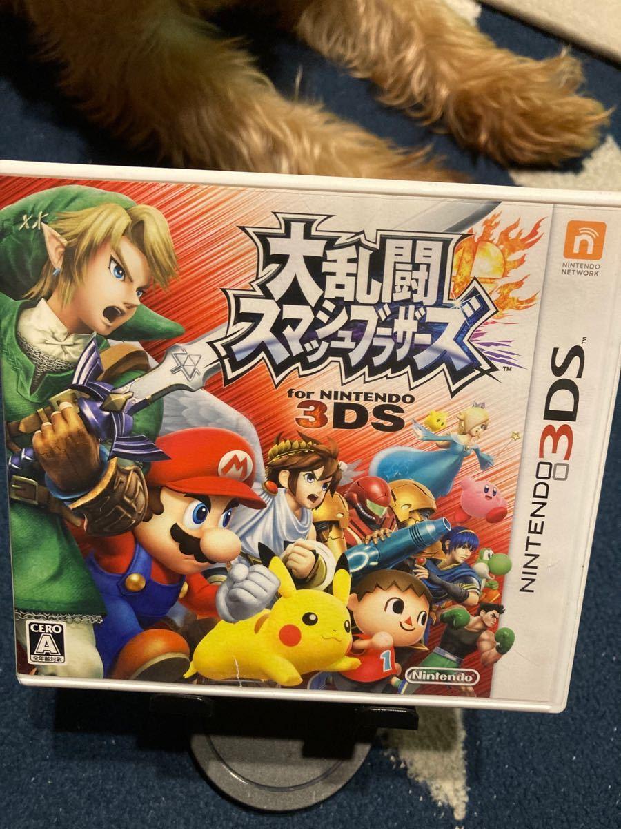 3DS 大乱闘スマッシュブラザーズ  Nintendo