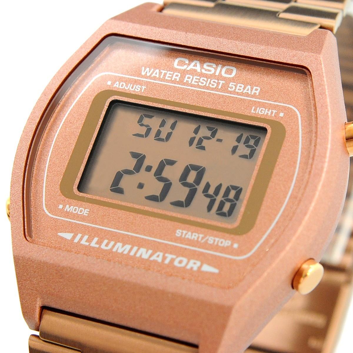 送料無料 腕時計 CASIO カシオ 海外モデル B640WC-5A チープカシオ デジタル ユニセックス_画像1