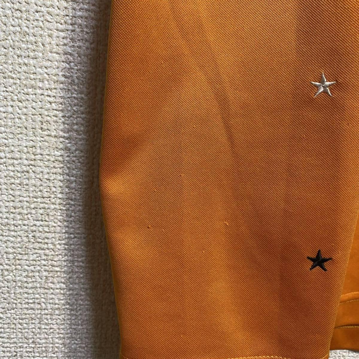 le coq sportif Golf ルコック ゴルフ 半袖ポロシャツ オレンジ メンズ L 迅速発送 送料無料!_画像8