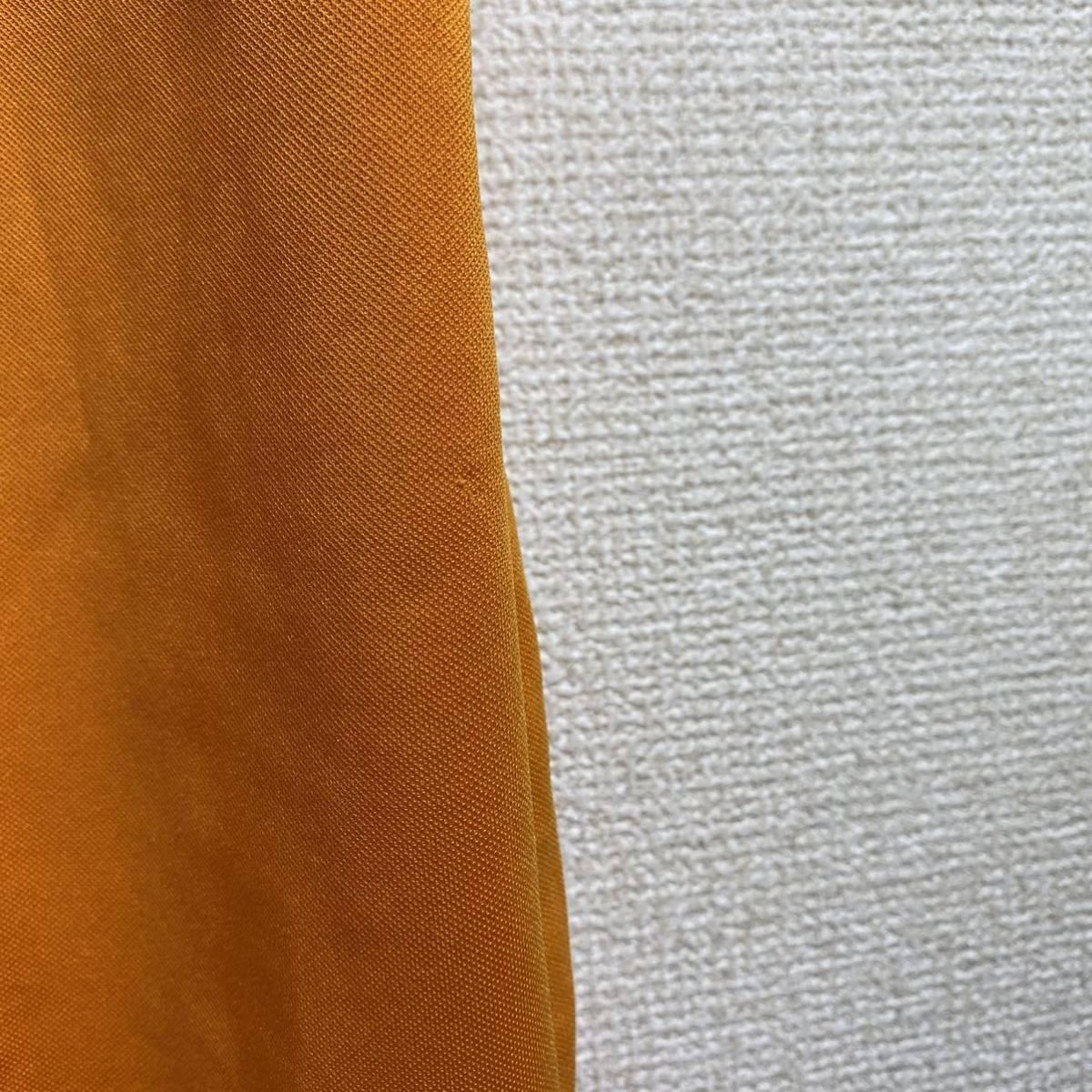 le coq sportif Golf ルコック ゴルフ 半袖ポロシャツ オレンジ メンズ L 迅速発送 送料無料!_画像7