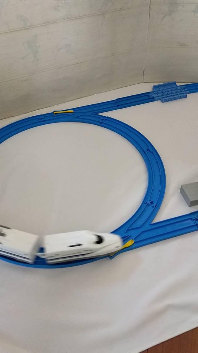 プラレール N700新幹線ベーシックセット タカラトミー