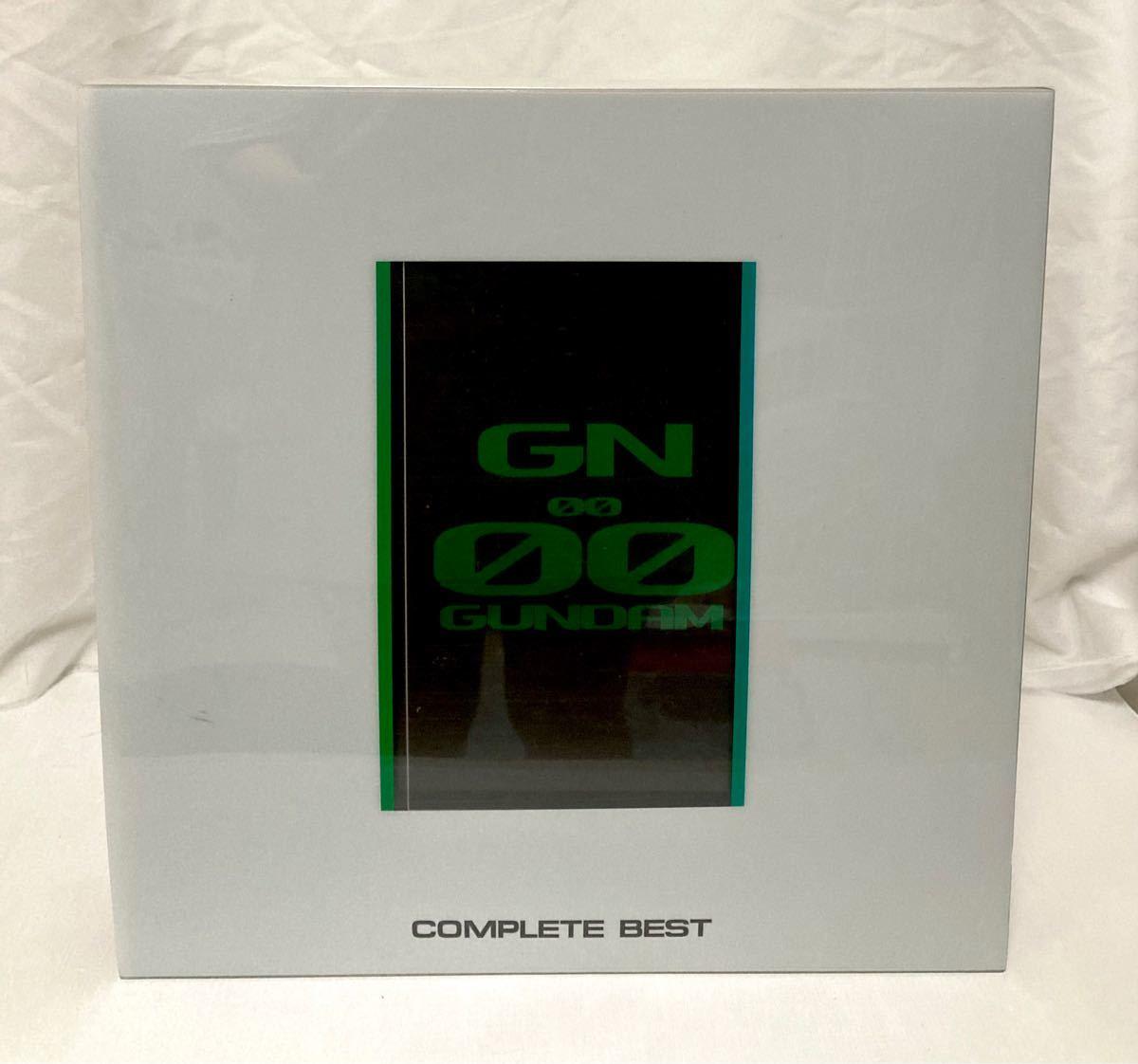 【限定盤】機動戦士ガンダム00 COMPLETE BEST 完全生産限定盤 Blu-ray Disc CD Anniversary