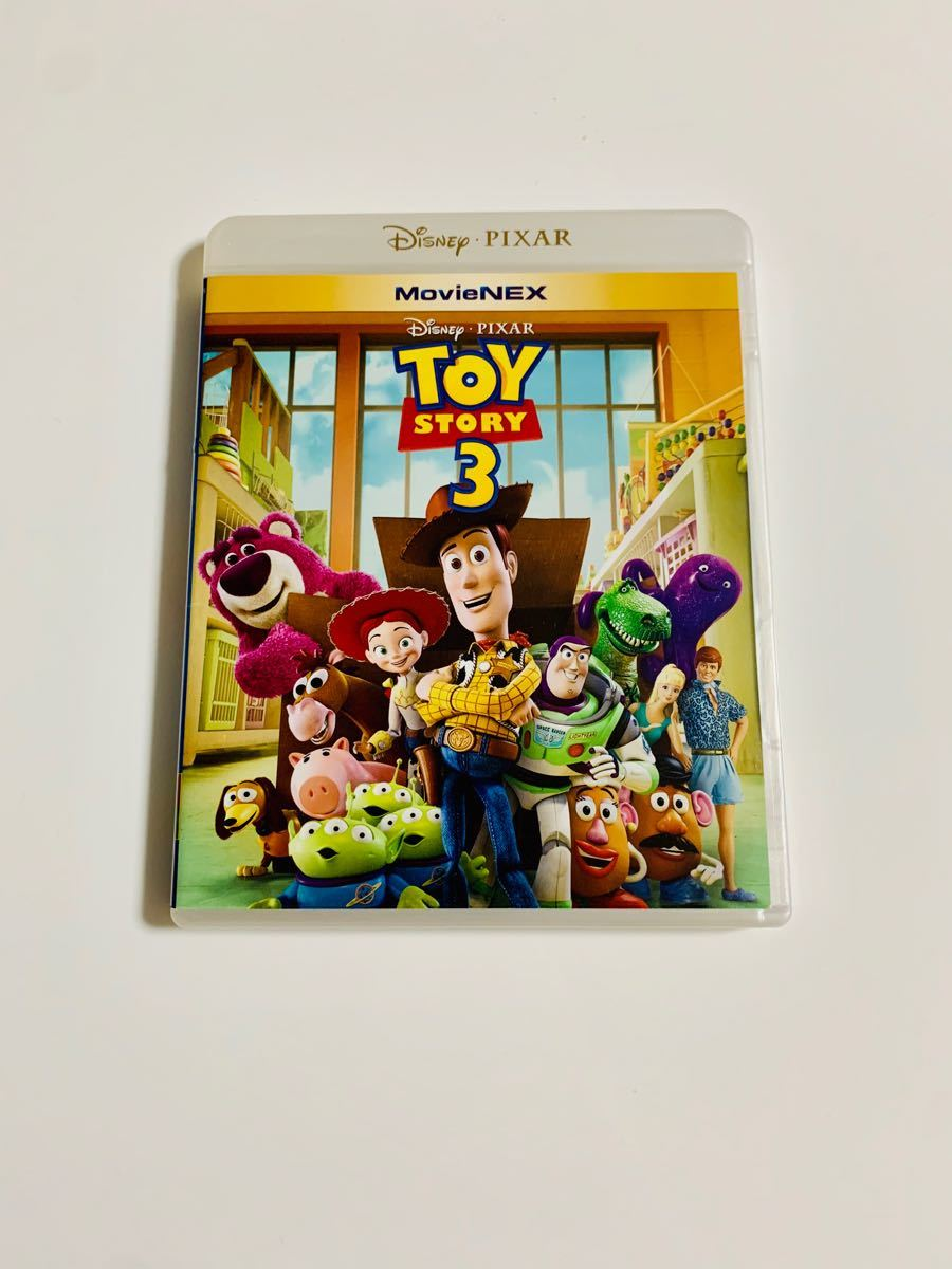トイ・ストーリー3   MovieNEX   Blu-ray+純正ケース