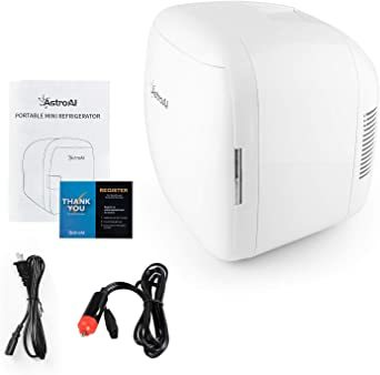 9L AstroAI 冷蔵庫 小型 ミニ冷蔵庫 小型冷蔵庫 車載冷蔵庫 冷温庫 9L 化粧品 小型でポータブル 家庭 車載 保温_画像9