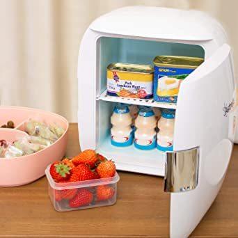 9L AstroAI 冷蔵庫 小型 ミニ冷蔵庫 小型冷蔵庫 車載冷蔵庫 冷温庫 9L 化粧品 小型でポータブル 家庭 車載 保温_画像7