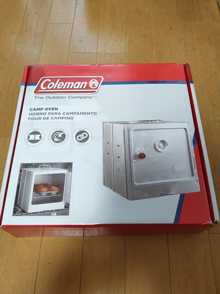 新品未使用 コールマン キャンピング オーブン スモーカー 並行輸入品