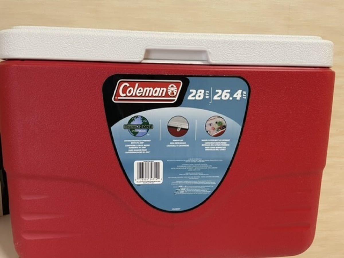 Coleman コールマン クーラーボックス コールマンクーラーボックス エクストリーム レッド