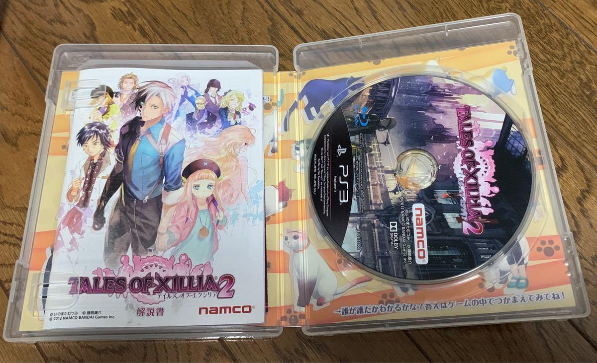 テイルズオブエクシリア2 PS3ソフト プレイステーション3 PS3 中古