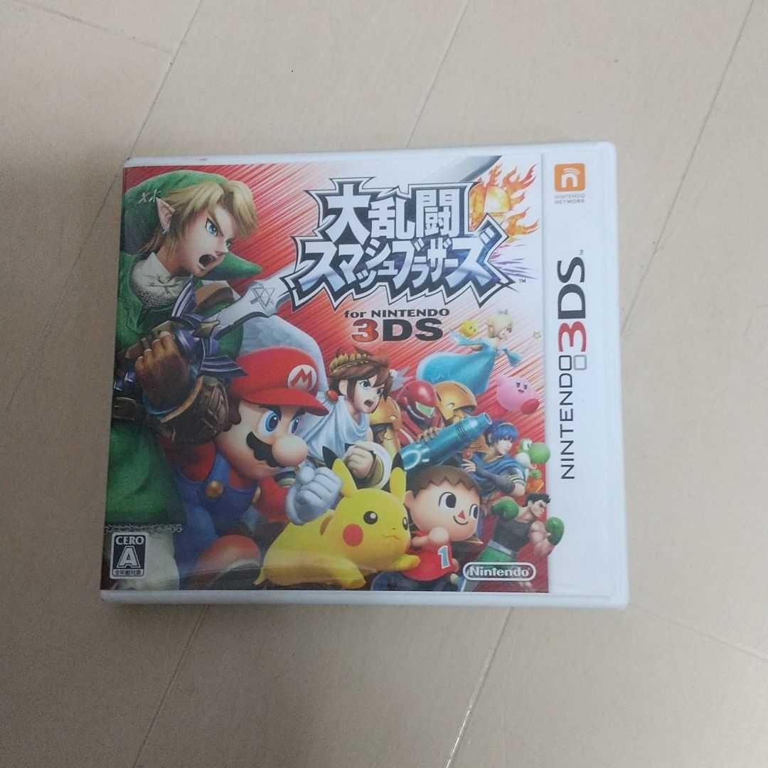 3DS  大乱闘スマッシュブラザーズ  任天堂