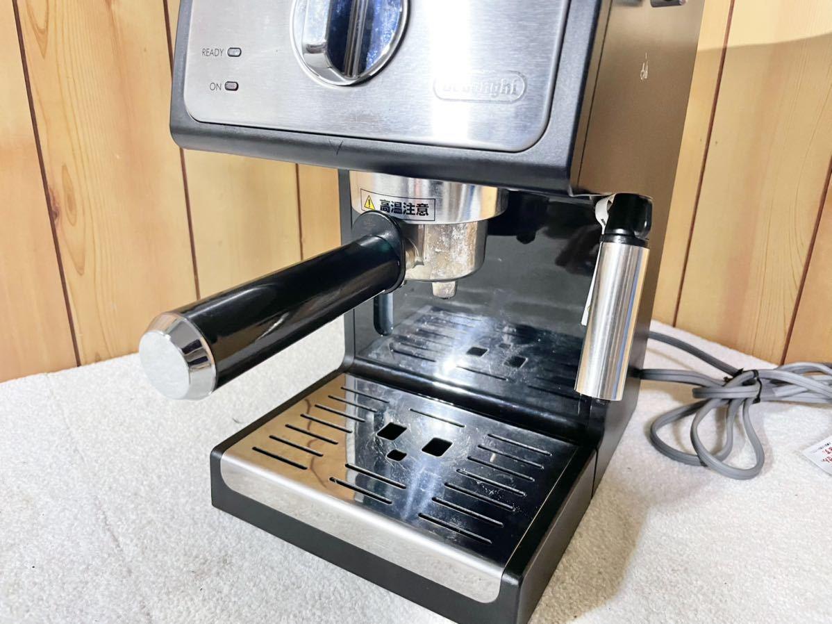 デロンギ アクティブ ECP3220J エスプレッソマシン コーヒーメーカー