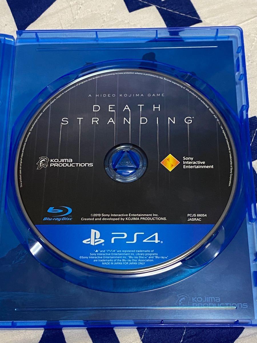 【PS4】 DEATH STRANDING [通常版]