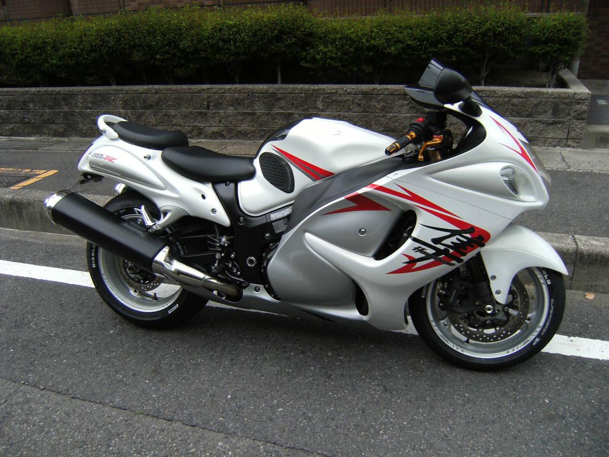 「GSX1300R ちょこっとカスタム」の画像1