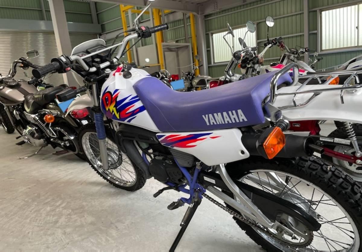 「ヤマハ DT-50」の画像3