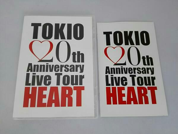 TOKIO 20th Anniversary Live Tour HEART コンサートグッズの画像