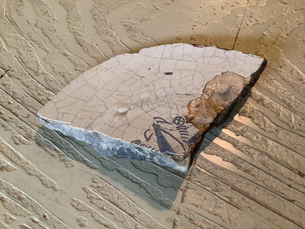 オブジェ ヨーロッパ 陶片 その1_画像3