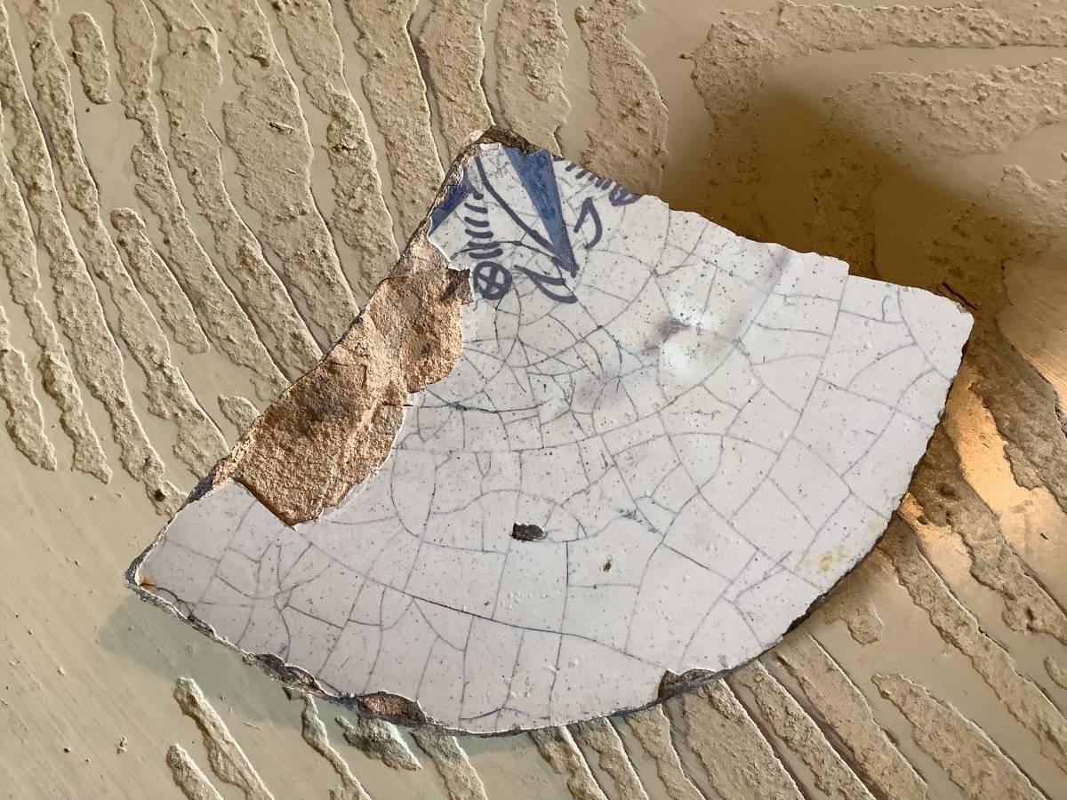 オブジェ ヨーロッパ 陶片 その1_画像5