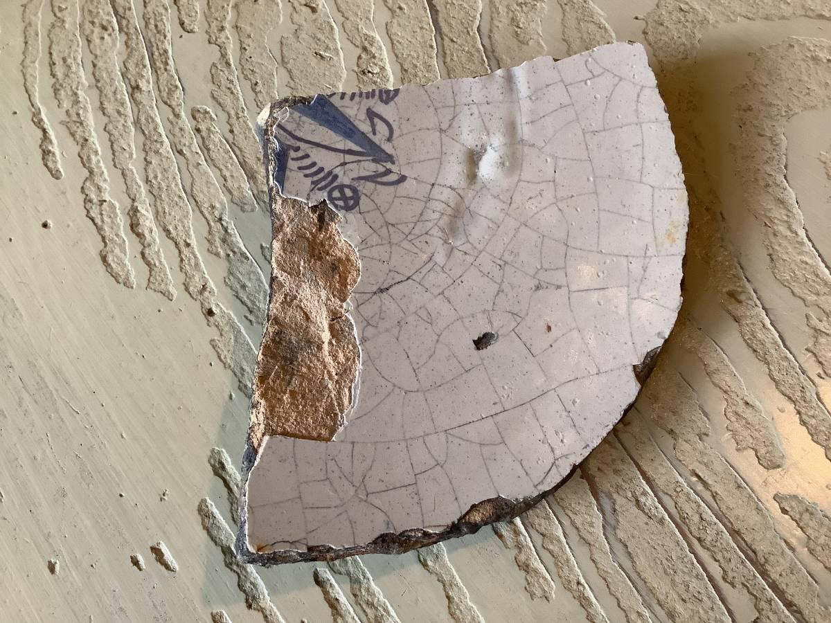 オブジェ ヨーロッパ 陶片 その1_画像2