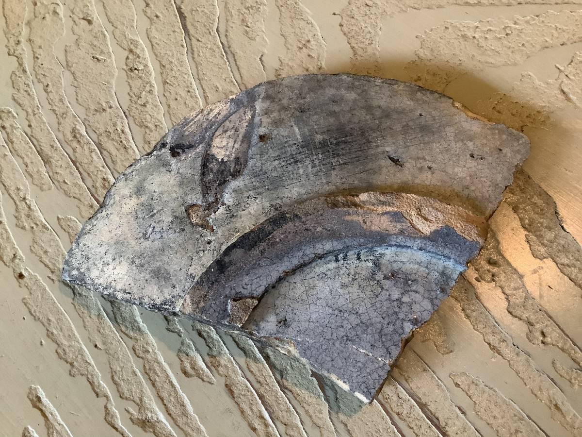 オブジェ ヨーロッパ 陶片 その1_画像6