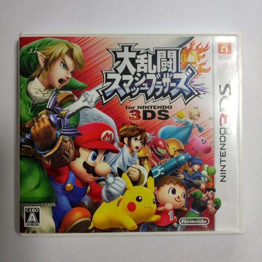 大乱闘スマッシュブラザーズfor NINTENDO 3DS