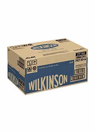 新品500ml×24本 アサヒ飲料 ウィルキンソン タンサン レモン 炭酸水 500ml×24本LU06_画像6