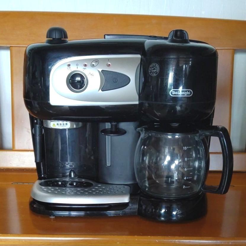 デロンギ DeLonghi コーヒーメーカー  ドリップコーヒー エスプレッソマシン