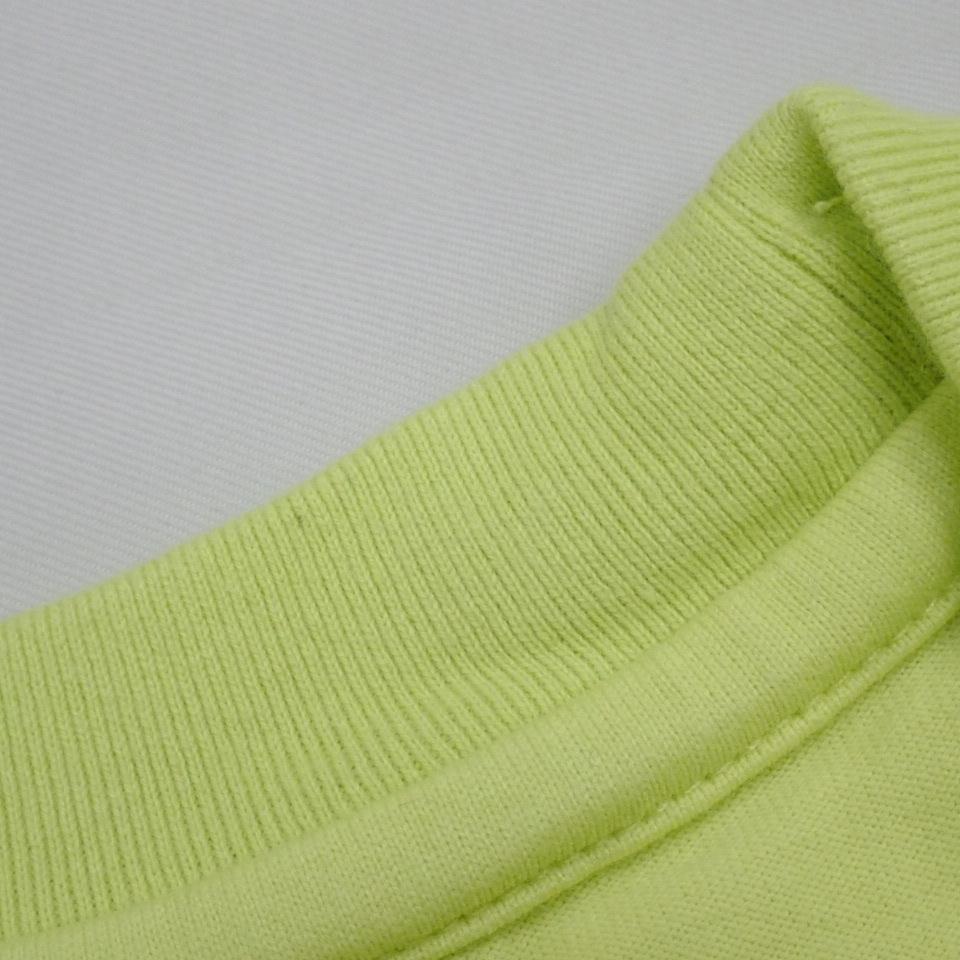 ●1円 未使用 Supreme/シュプリーム 半袖Tシャツ メンズS/ライムイエロー/コットン100%/ロゴ/クルーネック#1040800015_画像6