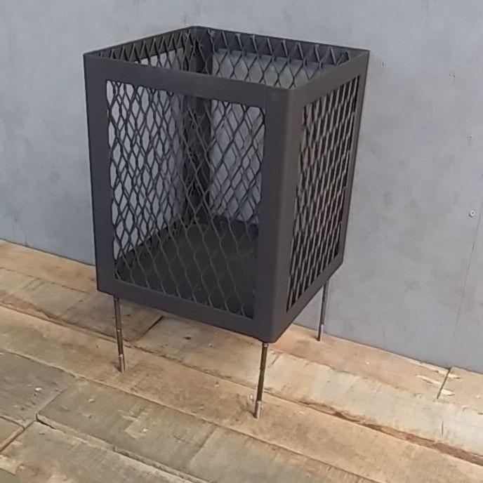 焚き火台 焚火台 箱型