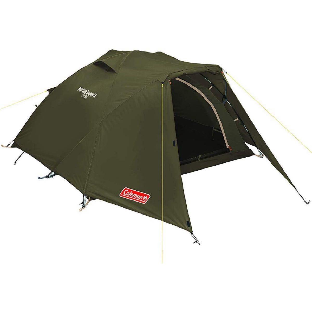 【新品未使用】コールマン(Coleman) テント ツーリングドーム LX  Amazon限定 オリーブ