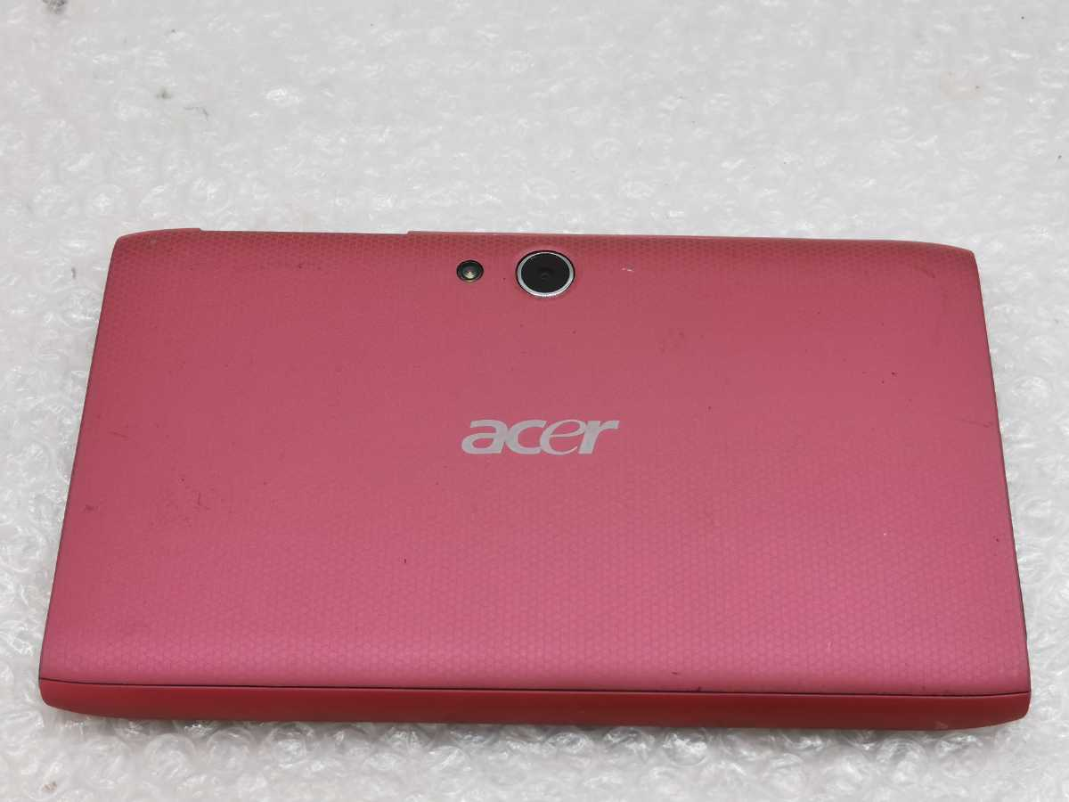 acer A100 タブレット ジャンク_画像2