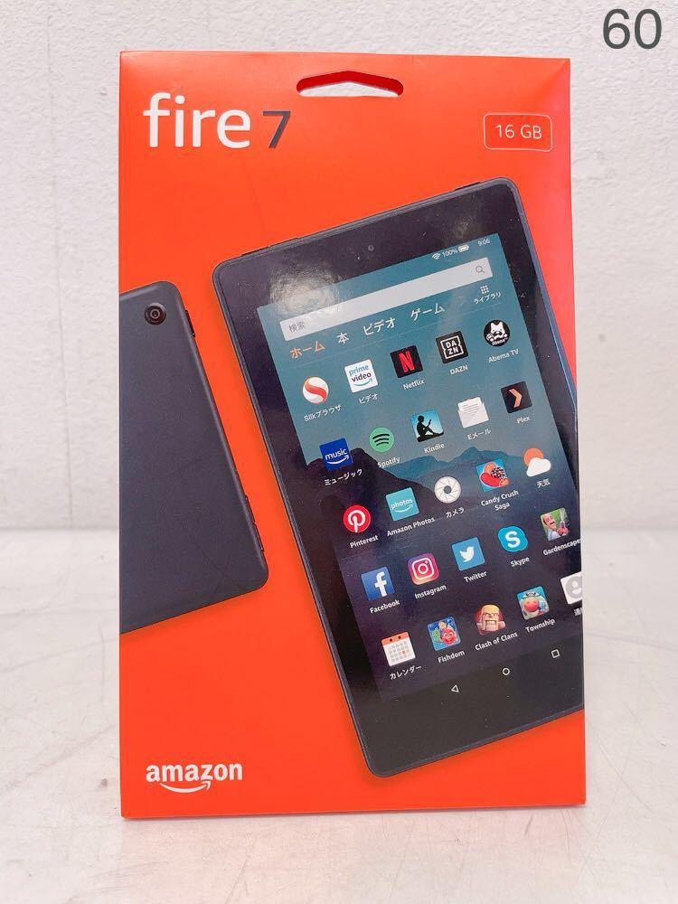 DX11【未開封】Amazon アマゾン Fireタブレット Fire 7 7型 ストレージ16GB Wi-Fiモデル_画像1
