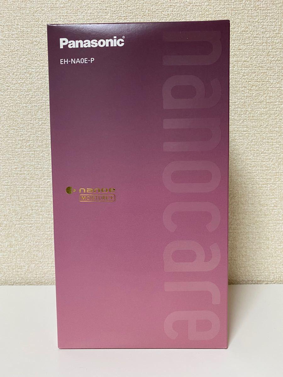 Panasonic ヘアドライヤーナノケア EH-NA0E-P コーラルピンク