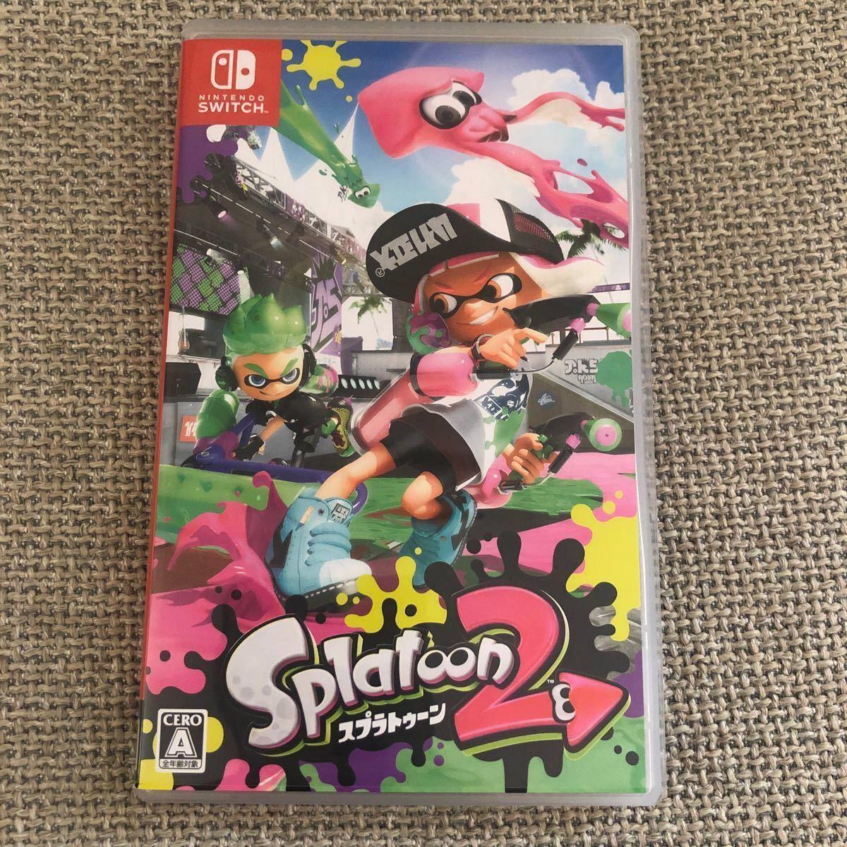 スプラトゥーン2  Nintendo Switchソフト