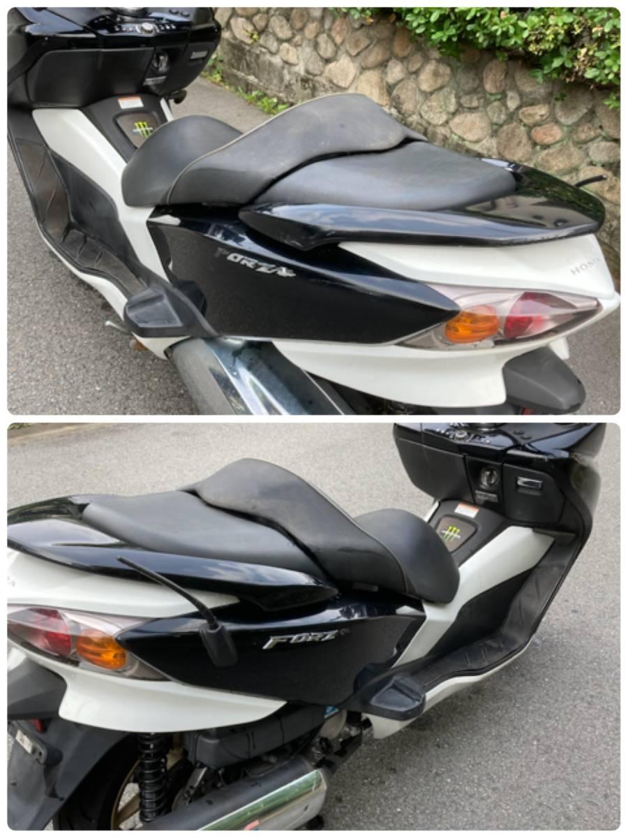 ホンダ フォルツァ mf10 オーディオパッケージ ABS 後期S7_画像3