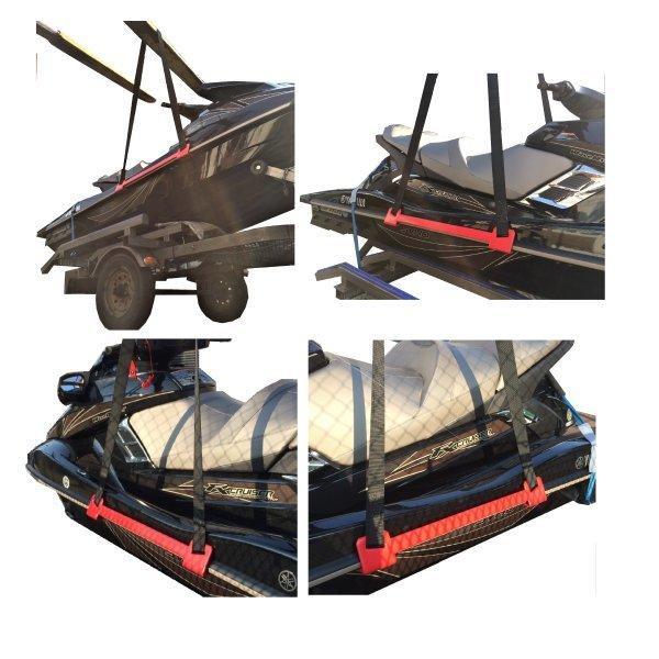 「強化スリングハーネス*カワサキ水上バイクの吊り上げ金具!」の画像2