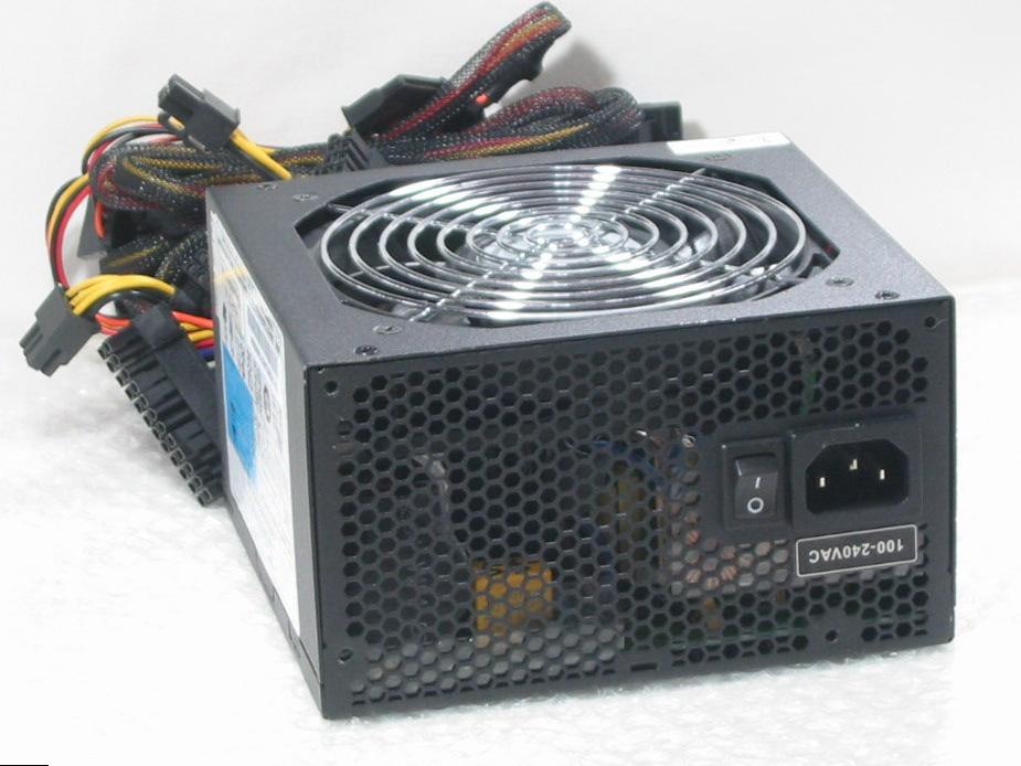 Seasonic SS-550HT 550W 80PLUS SLI対応 電源ケーブル無料 動作保障 送料520円~ D10 _画像1