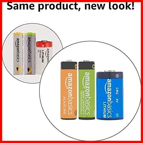 【限界価格】 充電式ニッケル水素電池 単3形4個セット 充電池 (最小容量1900mAh、約1000回使用可能) Amazonベーシック_画像6