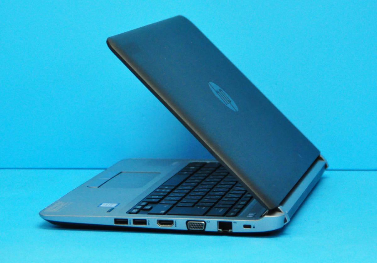 ♪ 上位モデル ProBook 430 G3 ♪ 高速SSD !! Corei3 6100U / メモリ8GB / SSD:256GB M.2 +500GB / カメラ / Office2019 / Win10_画像6