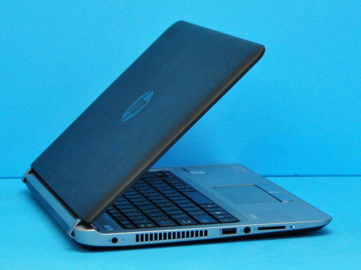 ♪ 上位モデル ProBook 430 G3 ♪ 高速SSD !! Corei3 6100U / メモリ8GB / SSD:256GB M.2 +500GB / カメラ / Office2019 / Win10_画像7