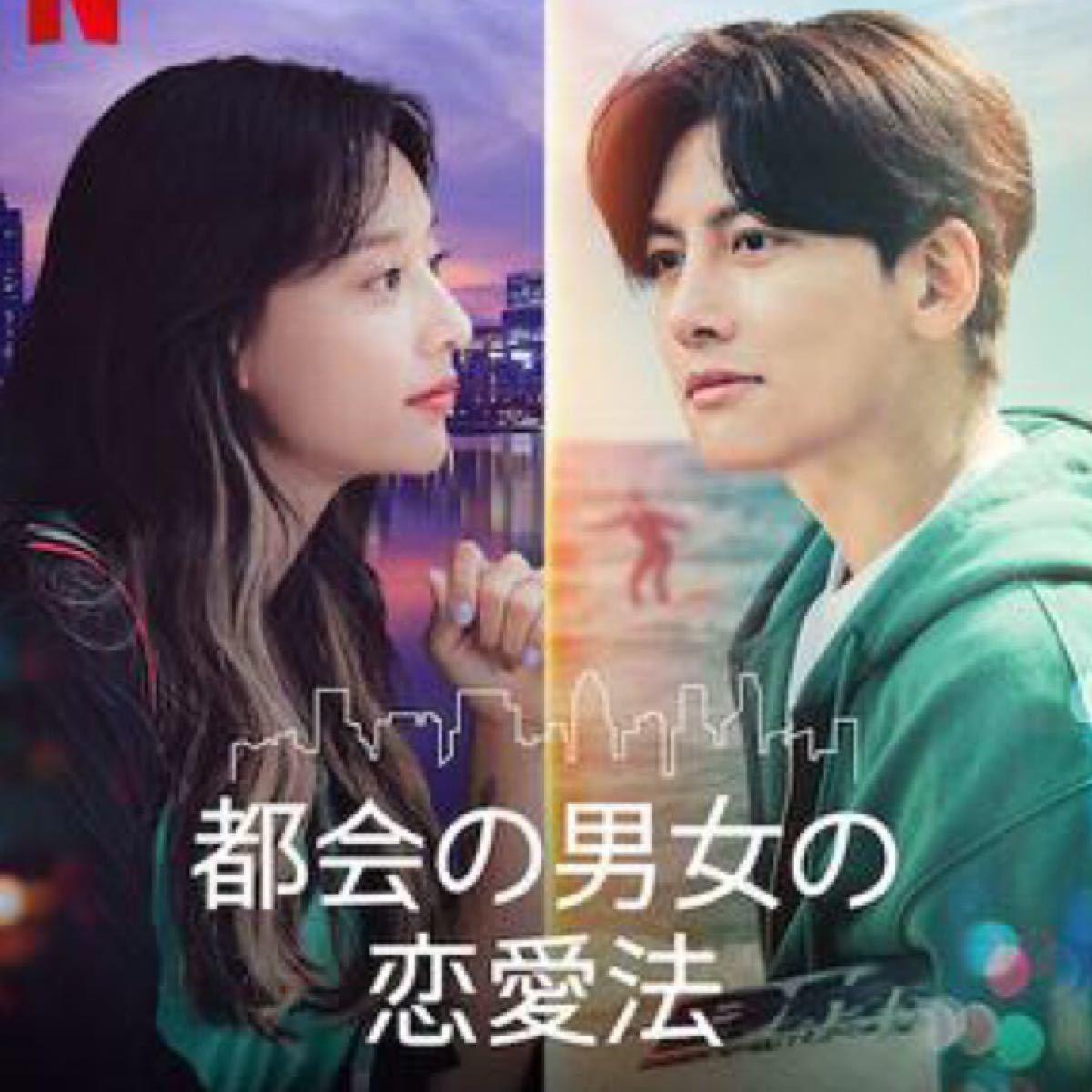 【都会の男女の恋愛法】Blu-ray 韓国ドラマ 韓流