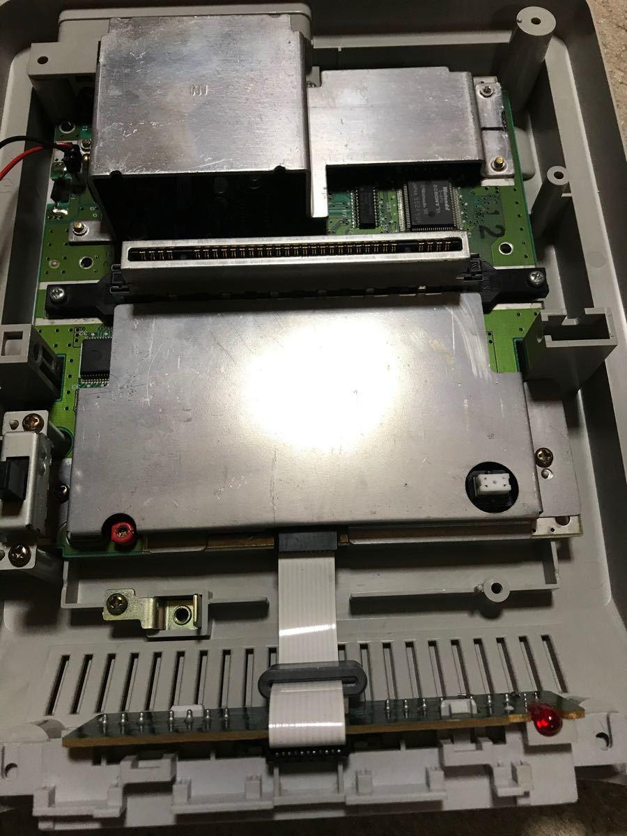 スーパーファミコン本体セット 内部清掃済み 正常動作品 後期型