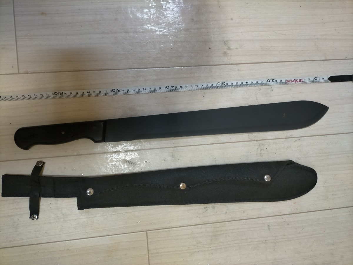 大型 マチェット ナイフ サバイバルナイフ