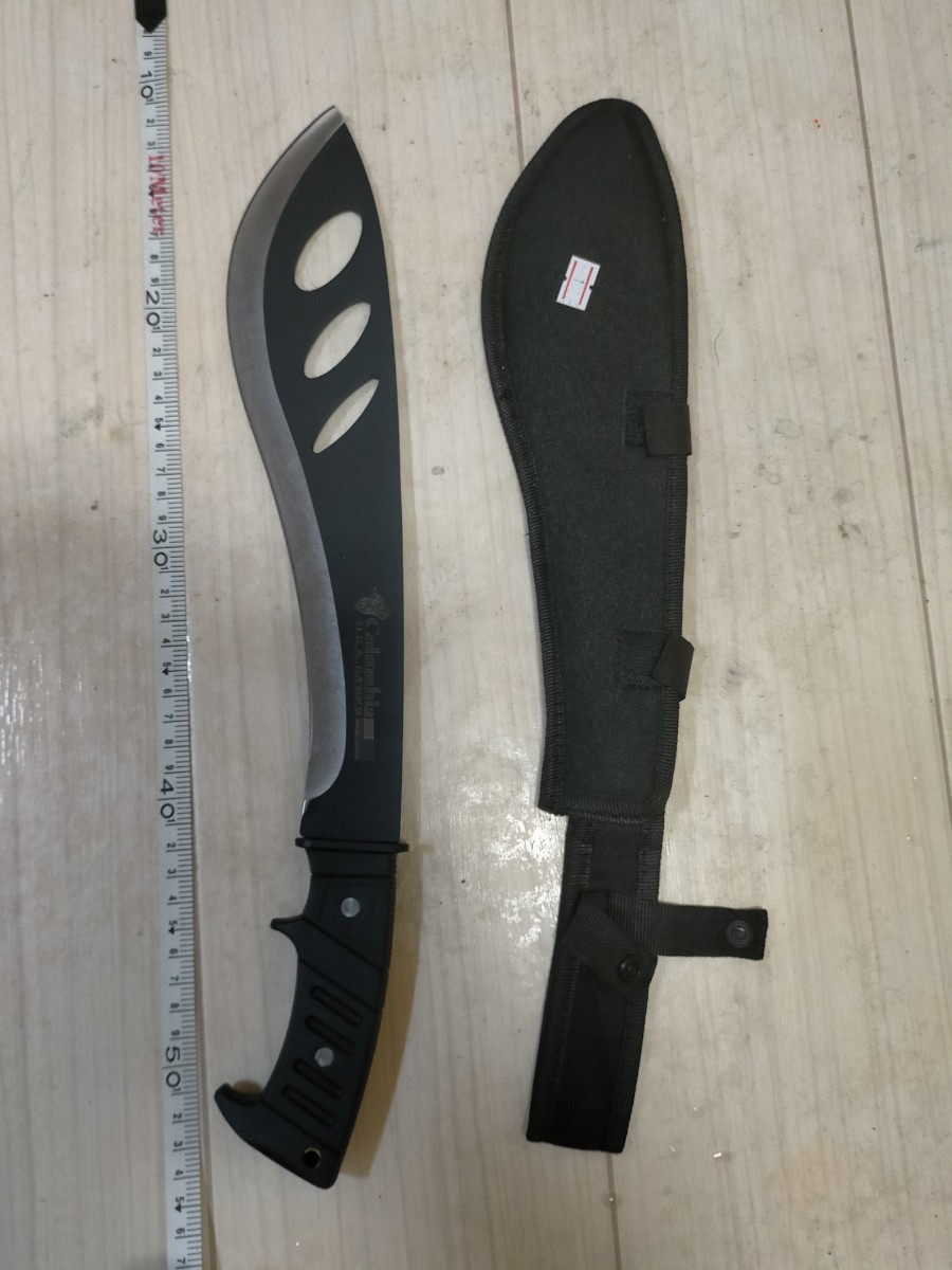 サバイバル ナイフ マチェットナイフ