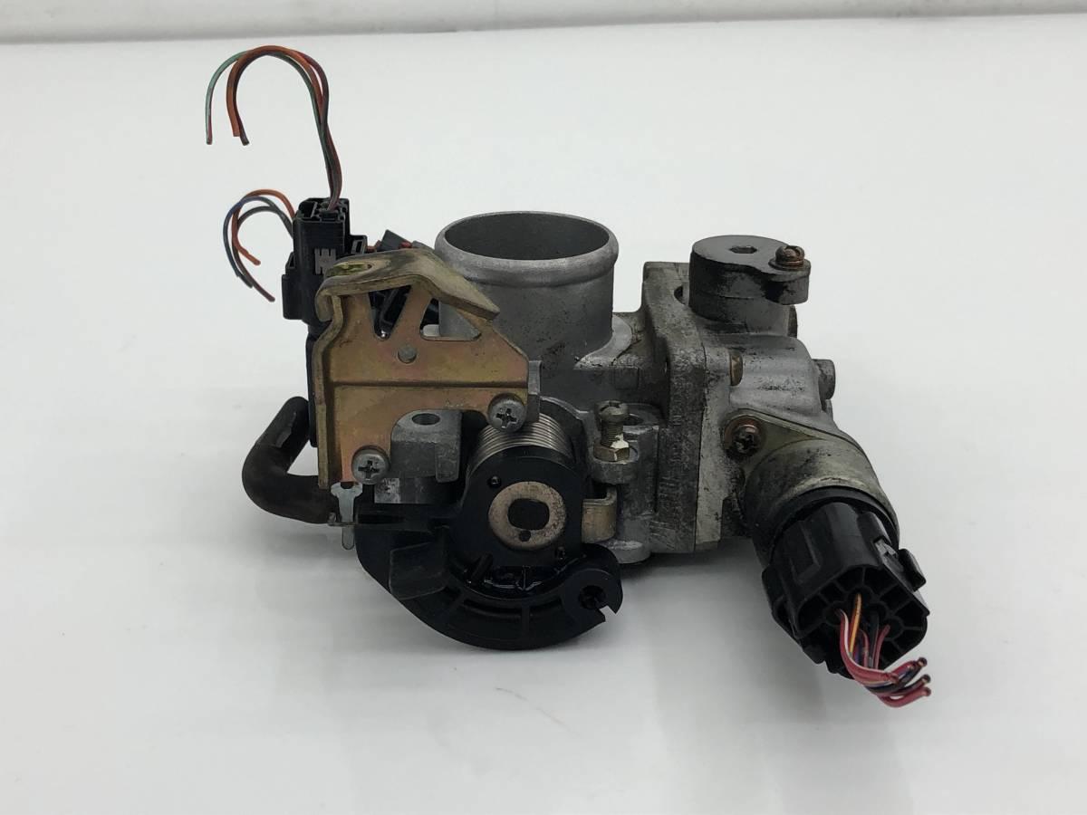 _b61506 アルトラパン ターボ TA-HE21S スロットルボディ センサー付き K6A マツダ スピアーノ HF21S_画像3