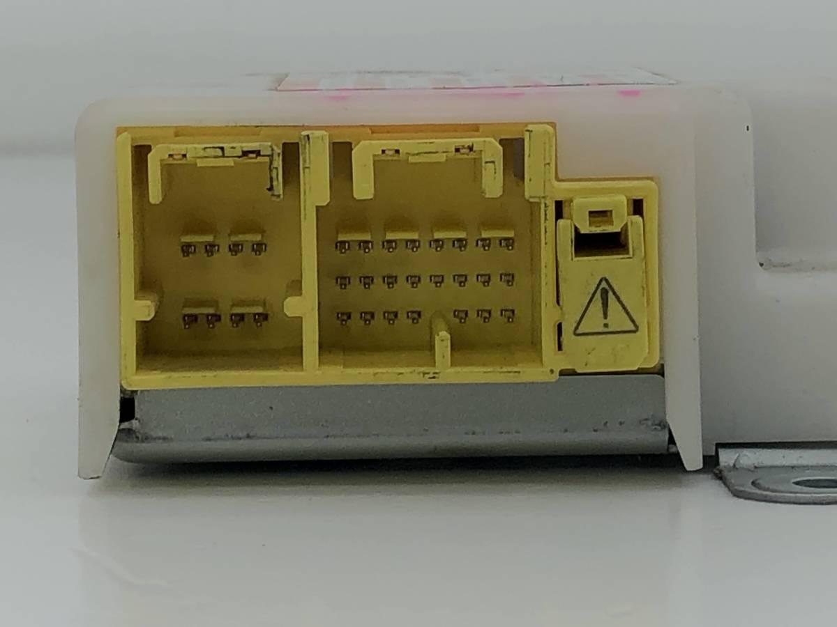 _b61506 アルトラパン ターボ TA-HE21S SRS エアバッグ バック コンピューター 未展開 38910-75H00 / 152300-8630 マツダ スピアーノ HF21S_画像2