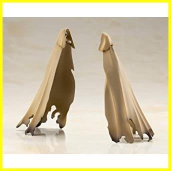 【新品未開封】 サイドマント ドレスアップパーツ 全長約130mm モデリングサポートグッズ NONスケール M.S.G プラモデル_画像8